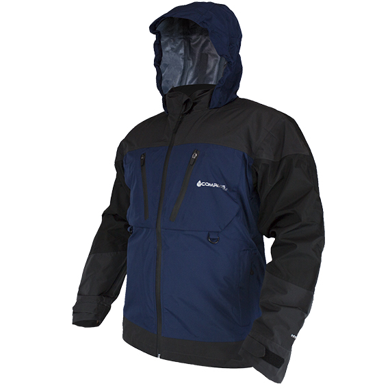 HydroTek D300 Blue-big-tall-jacket-rain-bigcamo